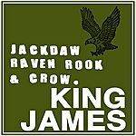King James Jackdaw, Raven, Rook And Crow
