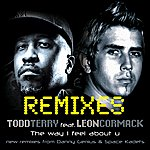 Todd Terry The Way I Feel About U-Remixes
