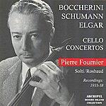 Kölner Rundfunk-Sinfonie-Orchester Boccherini, Schumann & Elgar: Cello Concertos (Recordings 1955-58)