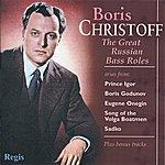 Boris Christoff Boris Christoff - The Great Russian Bass Roles