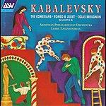 Loris Tjeknavorian Kabalevsky: Romeo And Juliet - Suite, The Comedians - Suite, Colas Breugnon - Suite