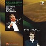 Mariss Jansons Stravinsky:Firebird / Shchedrin: Piano Concerto No. 5