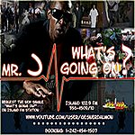 Mr J What's Going On - Single
