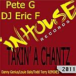 Todd Terry Takin' A Chantz - Remixes