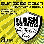 Flash Brothers Sun Goes Down Feat. Tanya Buziak