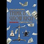 Napoleon Hill Think & Grow Rich (Original, Unabridged Audio Edition) 12 CD Set