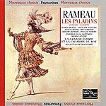 La Grande Ecurie et la Chambre du Roy Rameau : Les Paladins (Comédie Lyrique En 3 Actes)