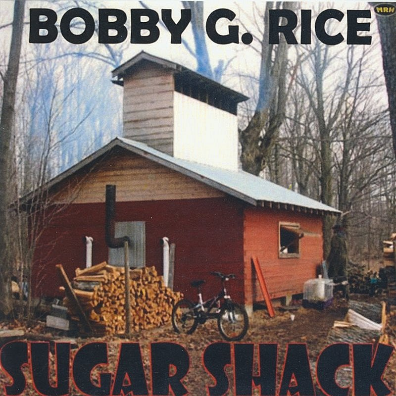 Cover Art: Sugar Shack