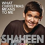 Shaheen What Christmas Means To Me
