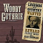 Woody Guthrie Legends Of Country