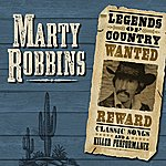 Marty Robbins Legends Of Country