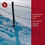 Leonard Slatkin Shostakovich: Symphony No. 8