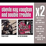 Stevie Ray Vaughan & Double Trouble X2 (Texas Flood/In The Beginning)
