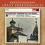 George Szell Tchaikovsky: Symphony No. 5; Capriccio Italian [Great Performances]