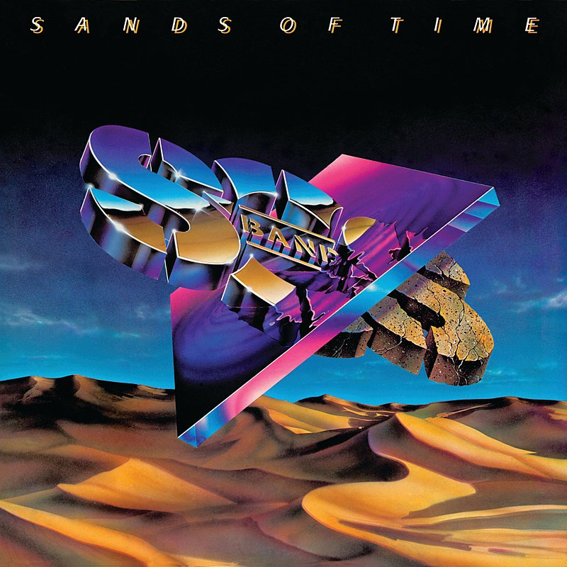 Cover Art: Sands Of Time