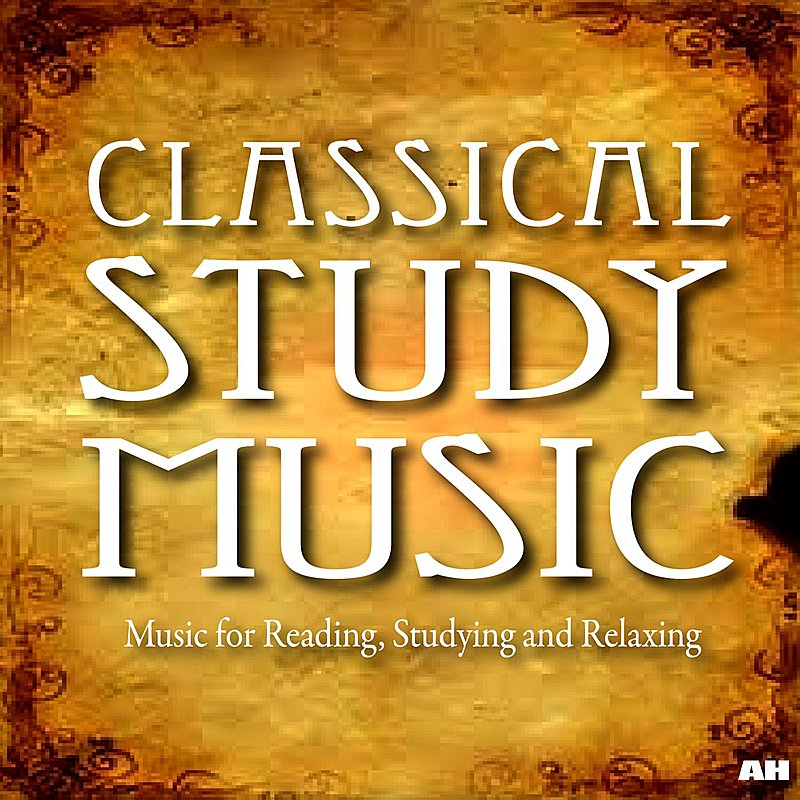 Cover Art: Classical Study Music