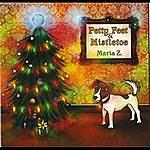 Maria Zemantauski Petty Feet & Mistletoe