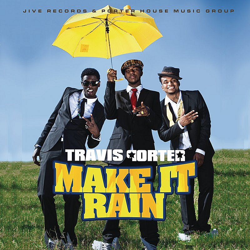 Cover Art: Make It Rain
