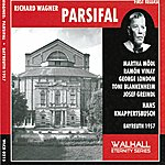 Bayreuth Festival Orchestra Richard Wagner : Parsifal
