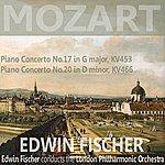 Edwin Fischer Mozart: Piano Concerto No. 17 In G Major, Piano Concerto No. 20 In D Minor