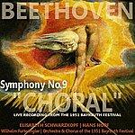 """Hans Hopf Beethoven: Symphon No. 9 In D Minor, Op. 125 """"Choral"""""""