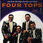 The Four Tops 40th Anniversary Special Live From The Mgm Grand In Las Vegas