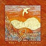 Jeanette Arsenault I Wish I Had Wings
