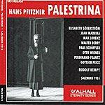 Wiener Philharmoniker Hans Pfitzner : Palestrina (Salzburg 1955)