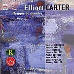 Maurice Bourgue Carter : Musique De Chambre
