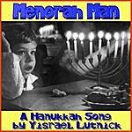 Yisrael Lutnick Menorah Man