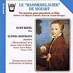 Kurt Redel Mozart : Six Sonates Pour Pianoforte & Flûte