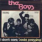 The Boys I Don't Care - The Nems Records Years