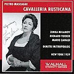 Metropolitan Opera Orchestra Pietro Mascagni : Cavalleria Rusticana (New York 1959)