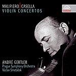 Prague Symphony Orchestra Malipiero / Casella: Violin Concertos