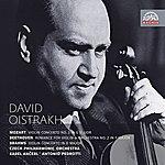 Czech Philharmonic Orchestra Mozart / Beethoven / Brahms: Violin Concertos