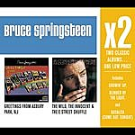 Bruce Springsteen X2 (Greetings From Asbury Park/The Wild, Innocent & The E Street Shuffle)