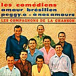 Les Compagnons De La Chanson Les Comediens - Ep