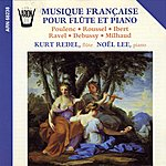 Kurt Redel Musique Française Pour Flûte & Piano