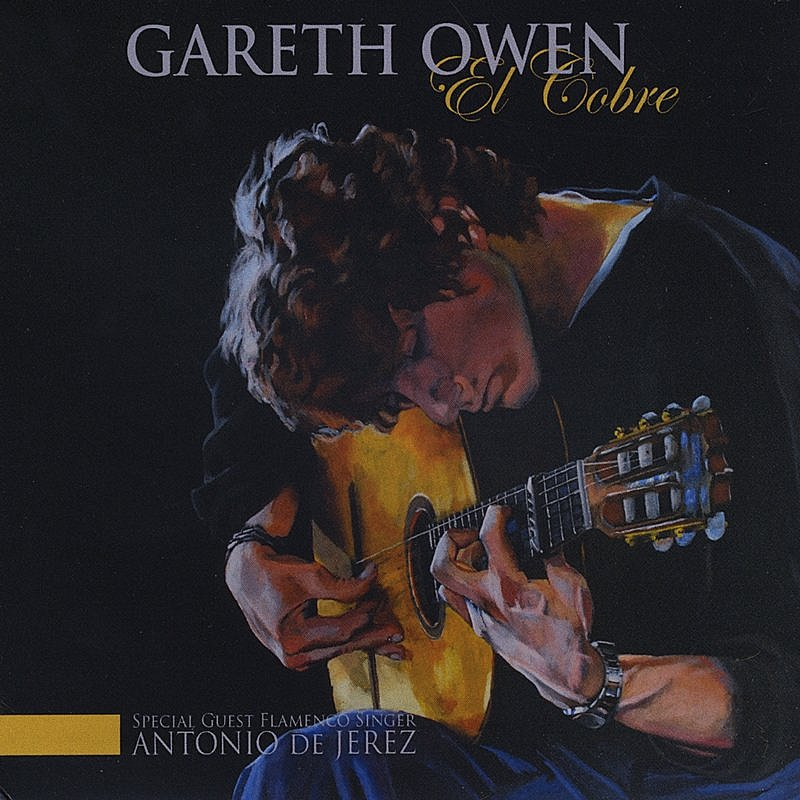 Cover Art: Gareth Owen El Cobre
