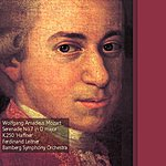 """Ferdinand Leitner Mozart: Serenade No. 7 In D Major, K. 230 - """"Haffner"""""""