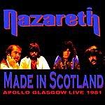 Nazareth Made In Scotland - Live In Glasgow