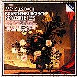 Trevor Pinnock Bach, J.S.: Brandenburg Concertos Nos.1 - 3