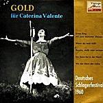 Caterina Valente Vintage Vocal Jazz / Swing No. 135 - Ep: Deutsches Schlagerfestival