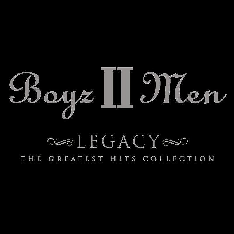 Cover Art: Legacy - The Greatest Hits Collection