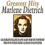 Marlene Dietrich Greatest Hits