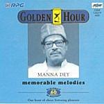 Manna Dey Golden Hour - Manna Dey
