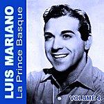 Luis Mariano Luis Mariano Le Prince Basque Vol 4