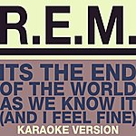 R.E.M. The End Of The World (Karaoke Version)