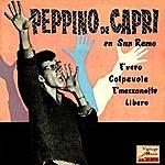 Peppino di Capri Vintage Pop No. 159 - Ep: Peppino DI Capri En San Remo