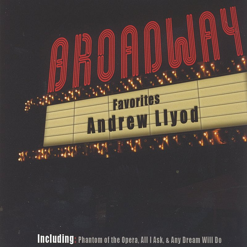 Cover Art: Andrew Lloyd Webber's Favorites